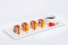 Японская кухня Стоковая Фотография RF