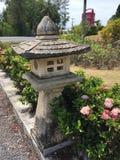 Японская лампа стоковое фото