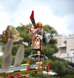 японская марионетка marionette традиционная Стоковые Фотографии RF