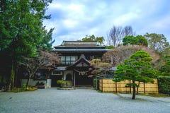 Японская святыня Стоковая Фотография