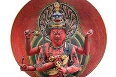 Японская статуя короля света Стоковые Изображения
