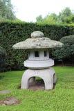 Японская статуя сада Стоковое фото RF