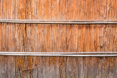 Японская bamboo загородка Стоковые Изображения RF
