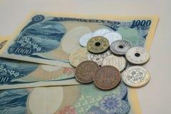 японские иены Стоковое Изображение RF