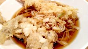 Японские рамэны супа лапши Стоковые Фотографии RF
