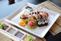 японские суши Стоковое Фото