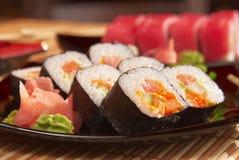 японские суши Стоковые Изображения