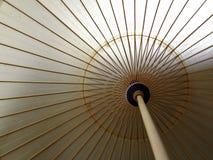 Японский зонтик Масл-бумаги Стоковые Фото