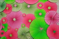 Японский зонтик Стоковые Изображения