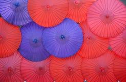 Японский зонтик Стоковая Фотография RF