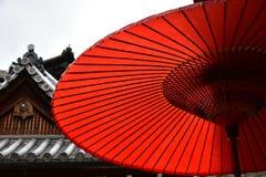 Японский зонтик Стоковое Изображение RF