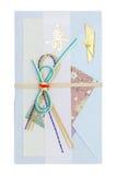 Японский конверт для подарка денег Стоковая Фотография RF