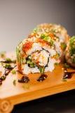 Японский материал еды Стоковое Изображение RF