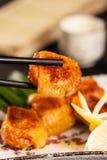 Японский материал еды Стоковое Фото