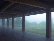 Японский парк ослабляет Стоковая Фотография