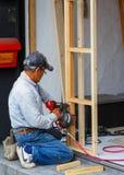 Японский плотник Стоковое Изображение RF