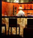 японский ресторан стоковая фотография rf