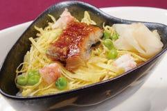 японский ресторан Стоковая Фотография
