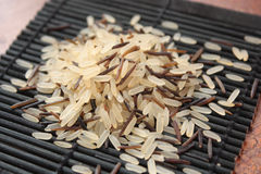 Японский рис Стоковое Фото