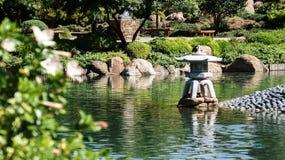 Японский сад приятельства стоковое фото