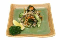 японский салат Стоковая Фотография RF