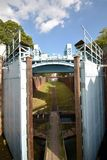 Японский строб воды 100 лет назад Стоковые Изображения RF
