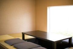 японский тип комнаты Стоковые Изображения RF