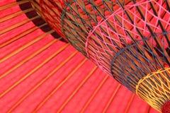 японский традиционный зонтик Стоковое Изображение