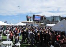 Японский фестиваль в районах доков, Мельбурн, Австралия Стоковое Изображение RF