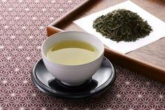 японский чай Стоковые Фотографии RF