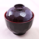 Японский шар супа Стоковая Фотография