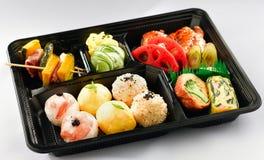 японский lunchbox Стоковая Фотография RF