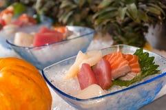 японский sashimi стоковое фото