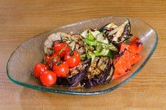 Японский stir-фрай овощей стоковая фотография