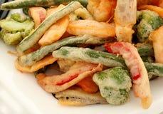японский tempura Стоковое Фото