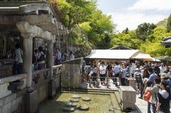 Японское очищение стоковое изображение