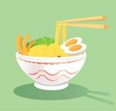 японцы ramen стоковые изображения