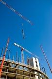 ярд здания стоковое фото rf