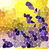 Яркая абстрактная безшовная картина Стоковые Изображения