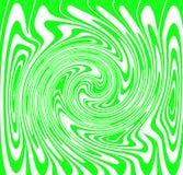 Яркая абстрактная зеленая предпосылка Стоковое фото RF