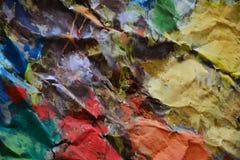 Яркая абстрактная предпосылка картины Стоковое Фото