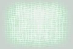 Яркая ая-зелен абстрактная checkered предпосылка волны строки бесплатная иллюстрация