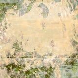 Яркая ая-зелен текстурированная предпосылка Стоковое фото RF