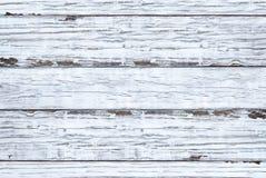 Яркая белая деревянная предпосылка текстуры стоковое изображение