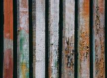 Яркая деревянная предпосылка Стоковое Изображение RF