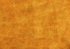 Яркая желтая предпосылка San Miguel de Альенде Мексика стены Стоковые Изображения