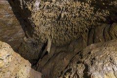 Яркая и красочная пещера Abrskil Стоковая Фотография