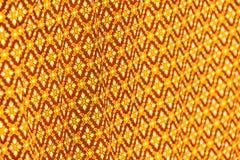 Яркая картина тайской ткани стоковые изображения rf