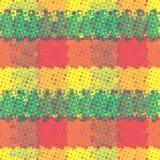 Яркая картина точек Стоковое фото RF