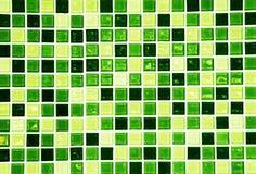 Яркая керамическая предпосылка стены Стоковые Фотографии RF